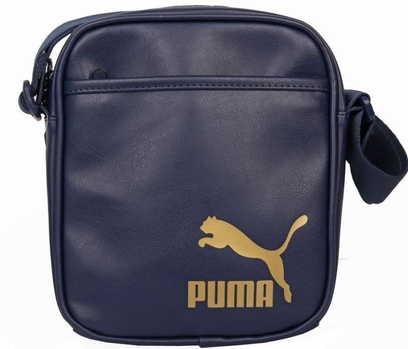 Taška Puma Originals Portable Retro,Objem 2 l