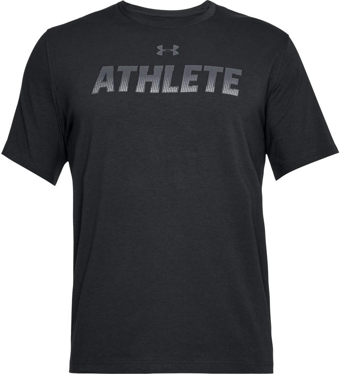 Tričko Under Armour Athlete, L