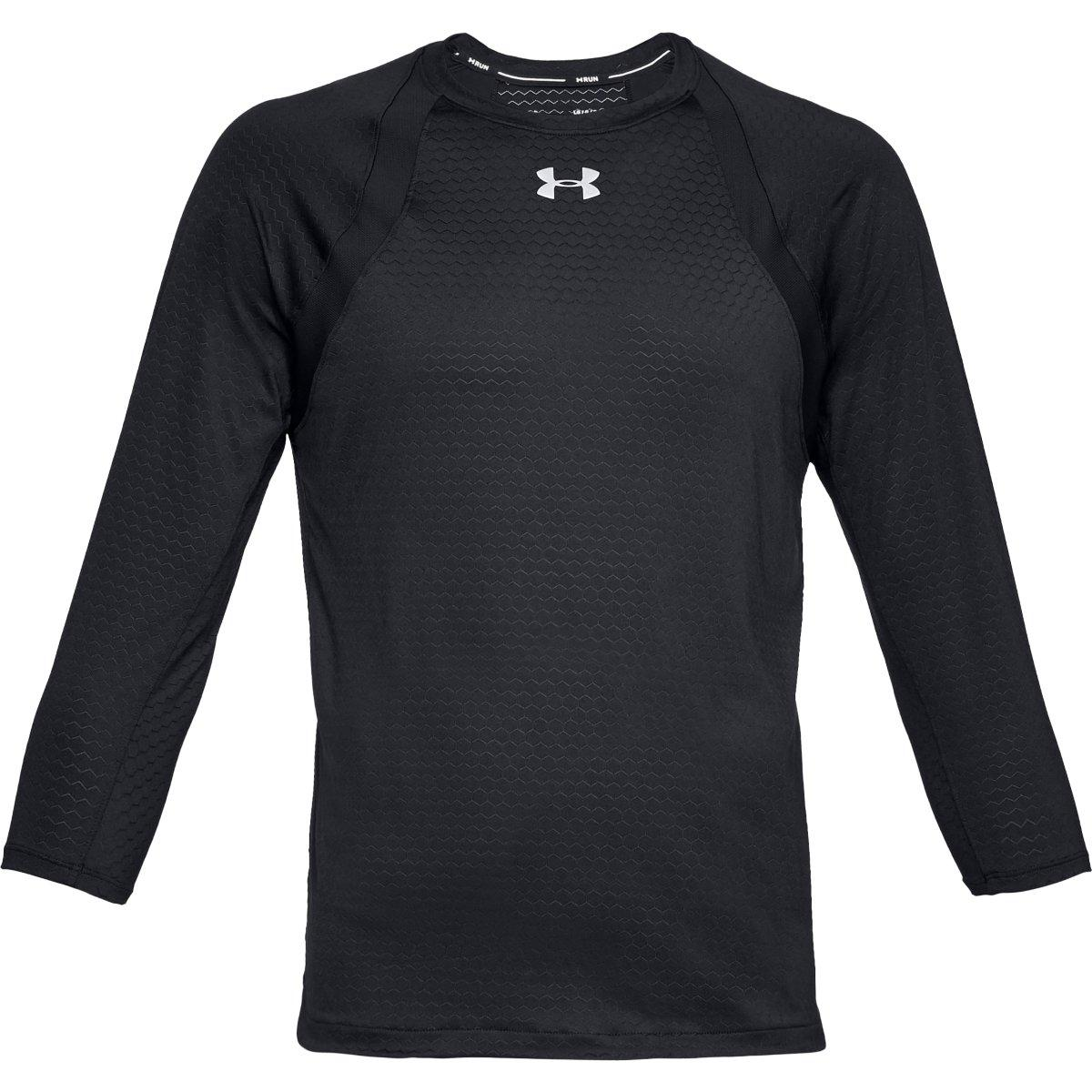 Tričko Under Armour Hexdelta 3/4 Sleeve,L