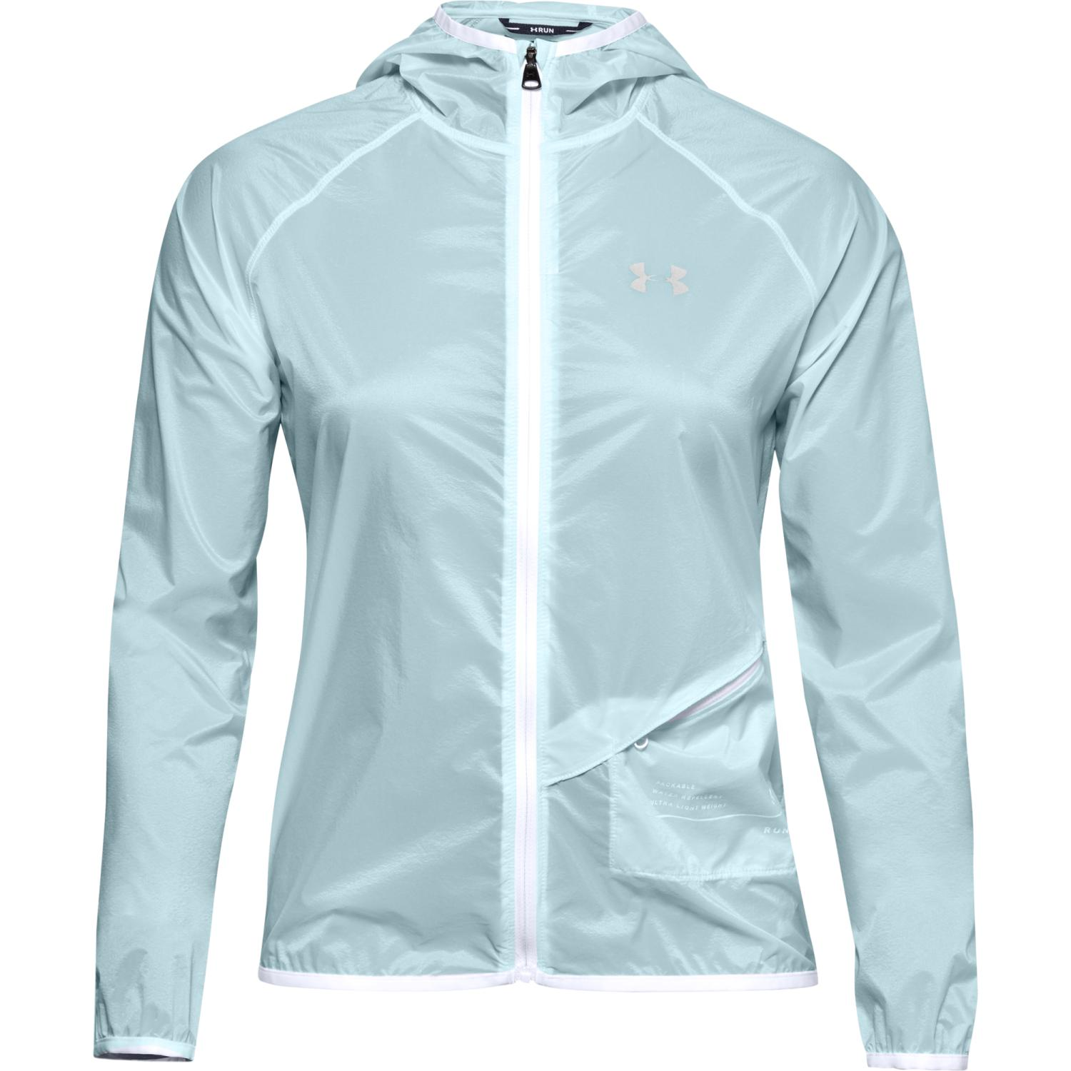 Dámská bunda Under Armour Qlifier Storm Packable Jacket,S