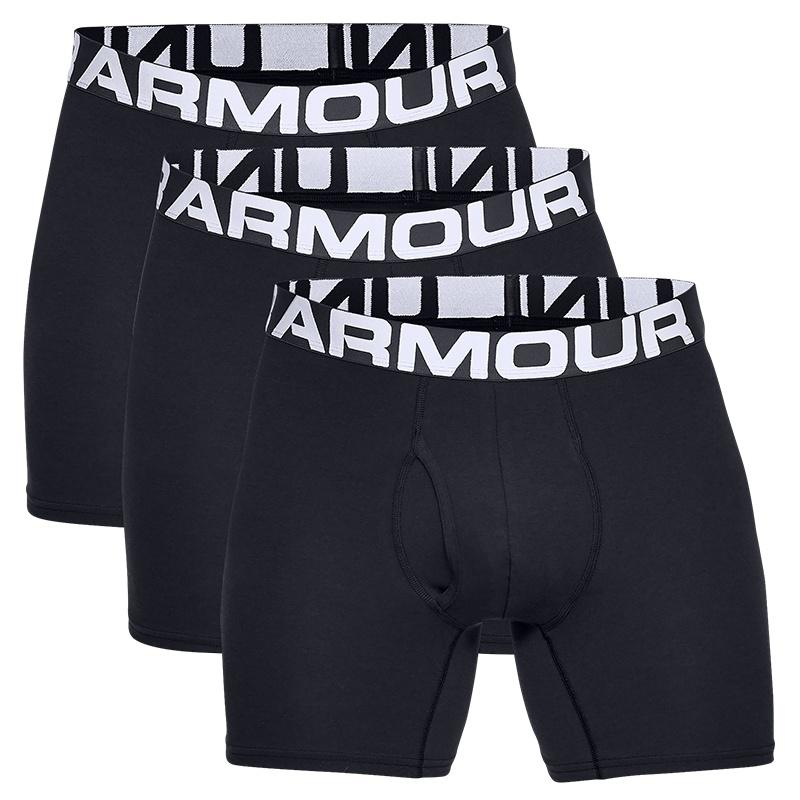 Boxerky Under Armour Charged Cotton, L
