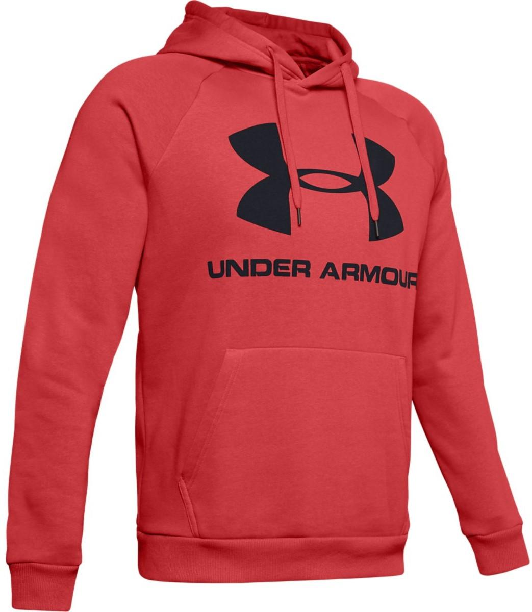 Mikina Under Armour Rival Logo Hoodie, L