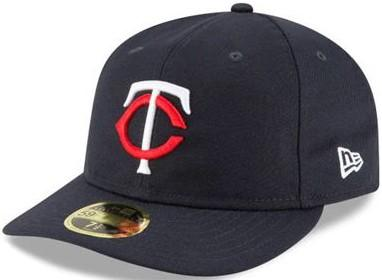 Kšiltovka New Era Minnesota Twins 59FIFTY,7 3/8 (58.7 cm)