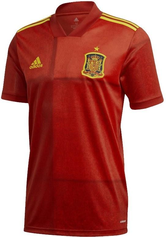 Dres adidas Spain Home Jersey,S