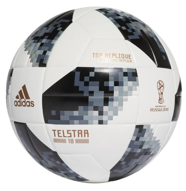 Míč Adidas World Cup Top Replique Telstar 18